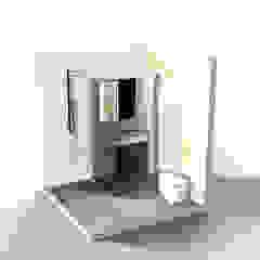 Minimalistic Bathroom Industriële badkamers van Alexander Claessen Industrieel