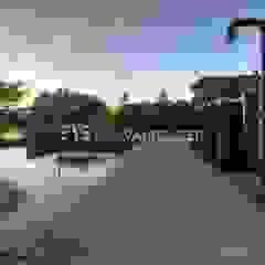 Tijdloze wellnesstuin Alblasserdam Minimalistische tuinen van ERIK VAN GELDER | Devoted to Garden Design Minimalistisch