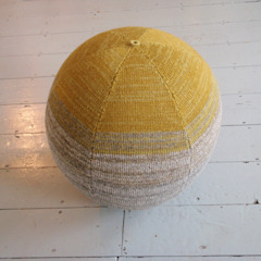 Moss and Stone Seating Sphere Mary Goodman Living roomAccessories & decoration