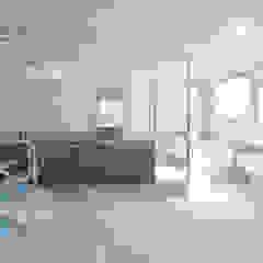 K اتاق ها توسط 木村松本建築設計事務所
