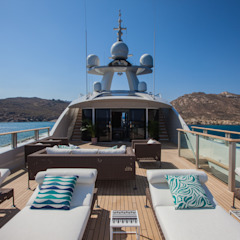 M/Y Saramour توسط CRN SPA - YACHT YOUR WAY- مدیترانه ای