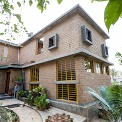 residence for Artists Casas de estilo asiático de Biome Environmental Solutions Limited Asiático