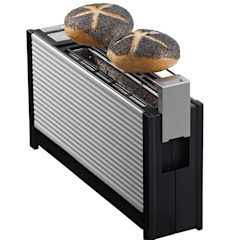 volcano 3 toaster - Made in Germany ritterwerk GmbH CocinaElectrónica