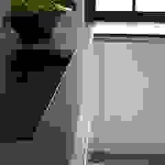 Blat kuchenny z konglomeratu kwarcowego Metropolis Nowoczesna kuchnia od GRANMAR Borowa Góra - granit, marmur, konglomerat kwarcowy Nowoczesny