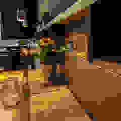 Restaurant Gastronomie minimaliste par WM Minimaliste