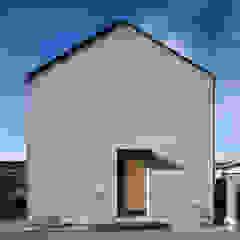 上大野の家 ミニマルな 家 の 川添純一郎建築設計事務所 ミニマル
