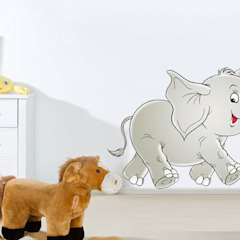 Chambre d'enfant moderne par K&L Wall Art Moderne
