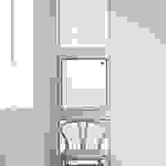 Salle à manger originale par ラブデザインホームズ/LOVE DESIGN HOMES Éclectique