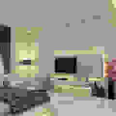 توسط K Mewada Interior Designer مدرن