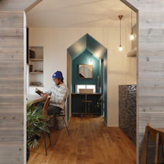 rustic  by ALTS DESIGN OFFICE, Rustic
