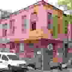 rustic  by Öztek Mimarlık Restorasyon İnşaat Mühendislik, Rustic