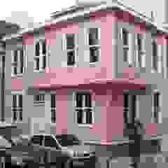 by Öztek Mimarlık Restorasyon İnşaat Mühendislik Rustic