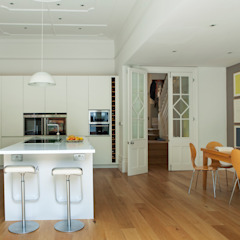 Classic Casas de estilo clásico de Lipton Plant Architects Clásico