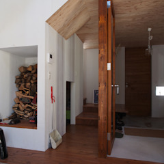 โดย 神子島肇建築設計事務所 โมเดิร์น