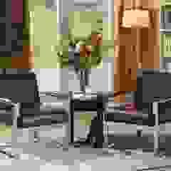 Leather Armchair from Locus Habitat by Locus Habitat