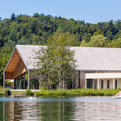 by FABRIQUES ARCHITECTURES PAYSAGES Country
