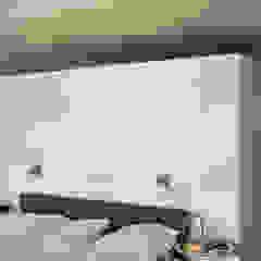 woonhuis in Achel [België] Eclectische slaapkamers van PHOENIX, architectuur en stedebouw Eclectisch