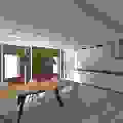 rendering cucina Case moderne di viabrenneroarchitettura Moderno