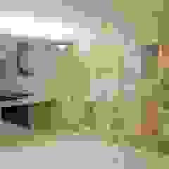 Paredes y pisos minimalistas de zerraestudio Minimalista