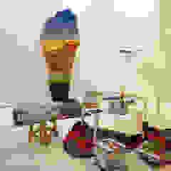 Carpet's Promenade 에클레틱 복도, 현관 & 계단 by ATELIER JUNNNE 에클레틱 (Eclectic)