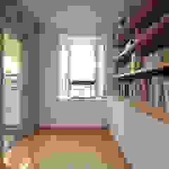 TATO DESIGN:タトデザイン株式会社 Scandinavian style study/office