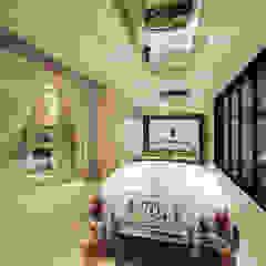 Mediterranean style garage/shed by 菅原浩太建築設計事務所 Mediterranean