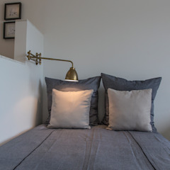 edit home staging Eclectic style bedroom