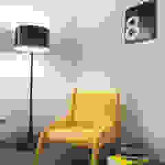 GR Apartment, Milano Soggiorno moderno di Calvi Brambilla Moderno