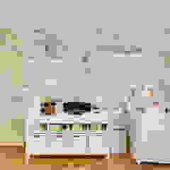 Chambre d'enfant originale par Порядок вещей - дизайн-бюро Éclectique