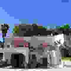 Casa de Praia em Castellammare del Golfo - Sicília Casas mediterrâneas por start.arch architettura Mediterrâneo