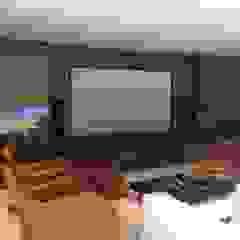 Multi Purpose Cinema Designer Vision and Sound Modern style media rooms