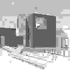 Design Proposal 1 Casas estilo moderno: ideas, arquitectura e imágenes de Facit Homes Moderno