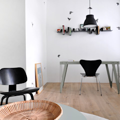 Modern Study Room and Home Office by Snijder&CO Modern