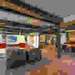 Modern Living Room by HUF HAUS GmbH u. Co. KG Modern