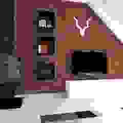 ap. studio architektoniczne Aurelia Palczewska Living room