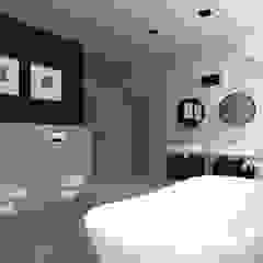 ap. studio architektoniczne Aurelia Palczewska Industrial style bathroom