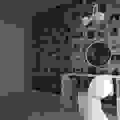 ap. studio architektoniczne Aurelia Palczewska Scandinavian style bedroom