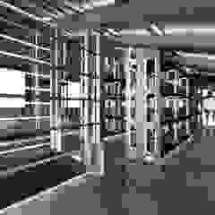 Bodegas de estilo minimalista de Архитектурное бюро и дизайн студия 'Линия 8' Minimalista