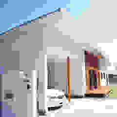 あお建築設計 Modern Garage and Shed