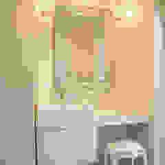 あお建築設計 Classic style bathroom