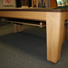 Spartan Pool/Dining Table Designer Billiards Dining roomChairs & benches