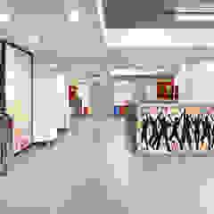 FUAYE & RESEPSİYON Modern Koridor, Hol & Merdivenler BOYTORUN ARCHITECTS Modern