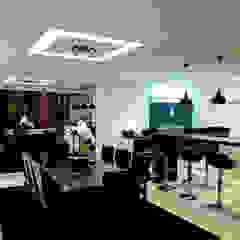Cocinas de estilo moderno de Renato Lincoln - Studio de Arquitetura Moderno