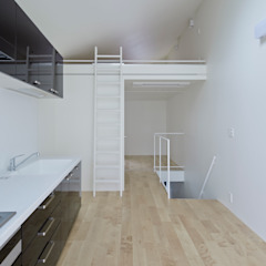Park House Eclectic style dining room by another APARTMENT LTD. / アナザーアパートメント Eclectic