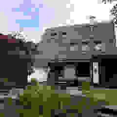 Vrijstaande woning Gerbrandtlaan 9 Schoorl Koloniale huizen van Architectura Koloniaal