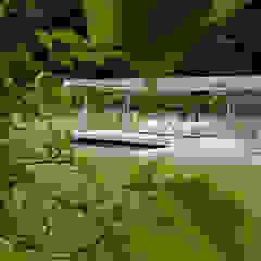Villatuin Noord Holland Minimalistische tuinen van Andrew van Egmond (ontwerp van tuin en landschap) Minimalistisch