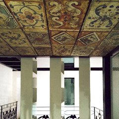 Mediterranean style bedroom by Walter Emanuele Angelico, architetto Mediterranean