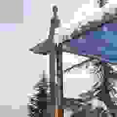Balcones y terrazas de estilo minimalista de PERGOLA A.Ş. Minimalista