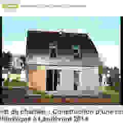 Patrice Bideau a.typique Modern Houses