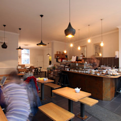 Fee & Brown Coffee House, Beckenham + Orpington by Tendeter Industrial